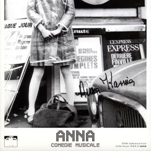 """Anna Karina """"Anna"""""""