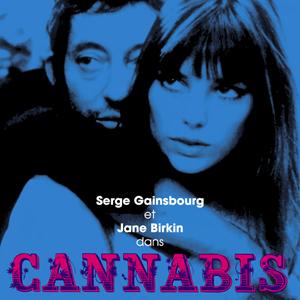 """Serge Gainsbourg et Jane Birkin """"Cannabis"""" DVD"""