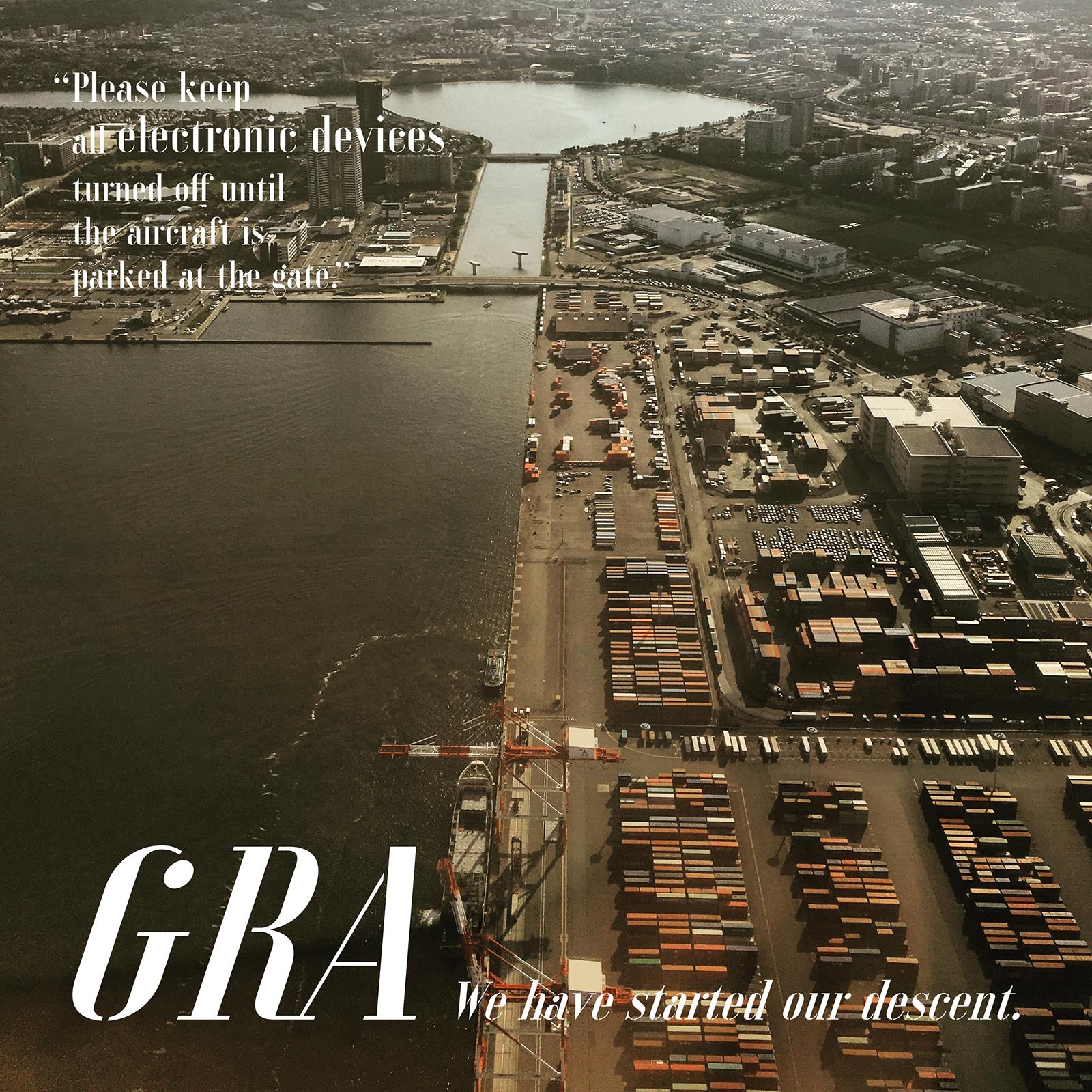 """Graphic Manipulator """"GRA Airline"""""""