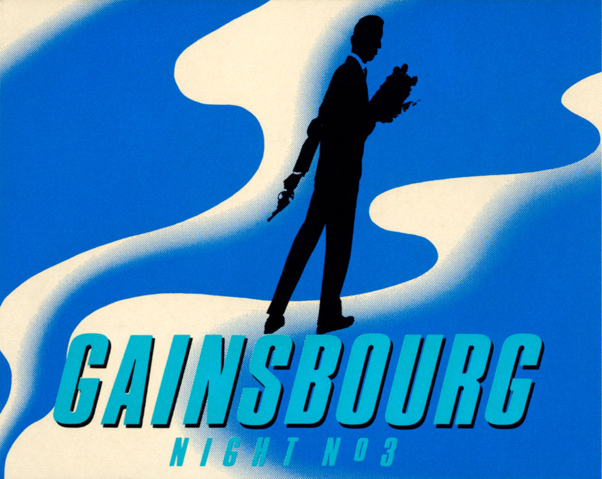 "Comite de Gainsbourg ""Gainsbourg Night No 3"""