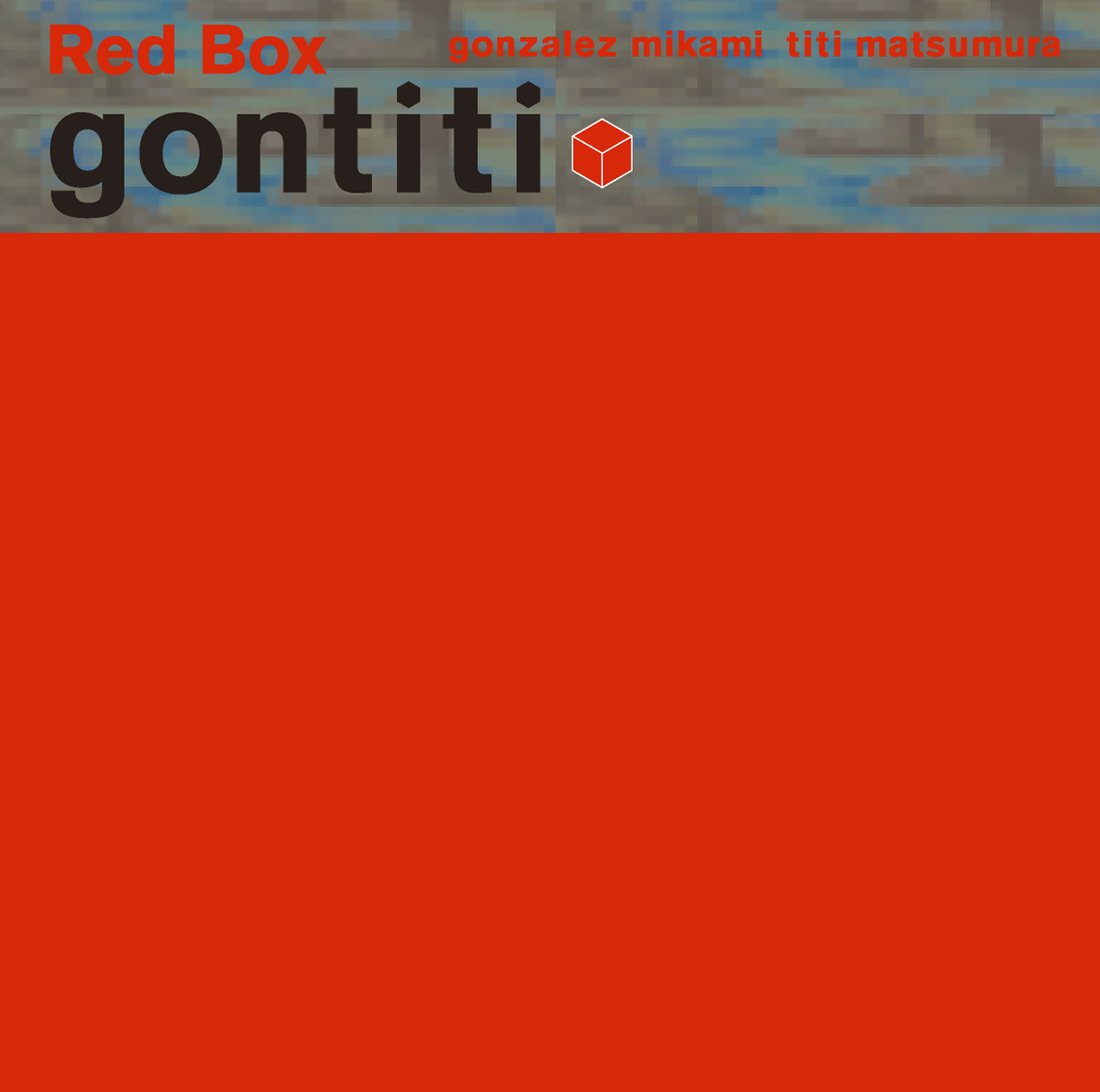 "Gontiti ""Red Box"""