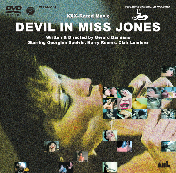 """Deep Throat"" DVD ""Devil in Miss Jones"" DVD"