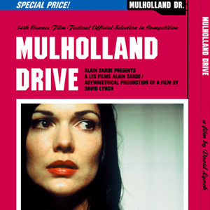 "David Lynch ""Mulholland Drive"""