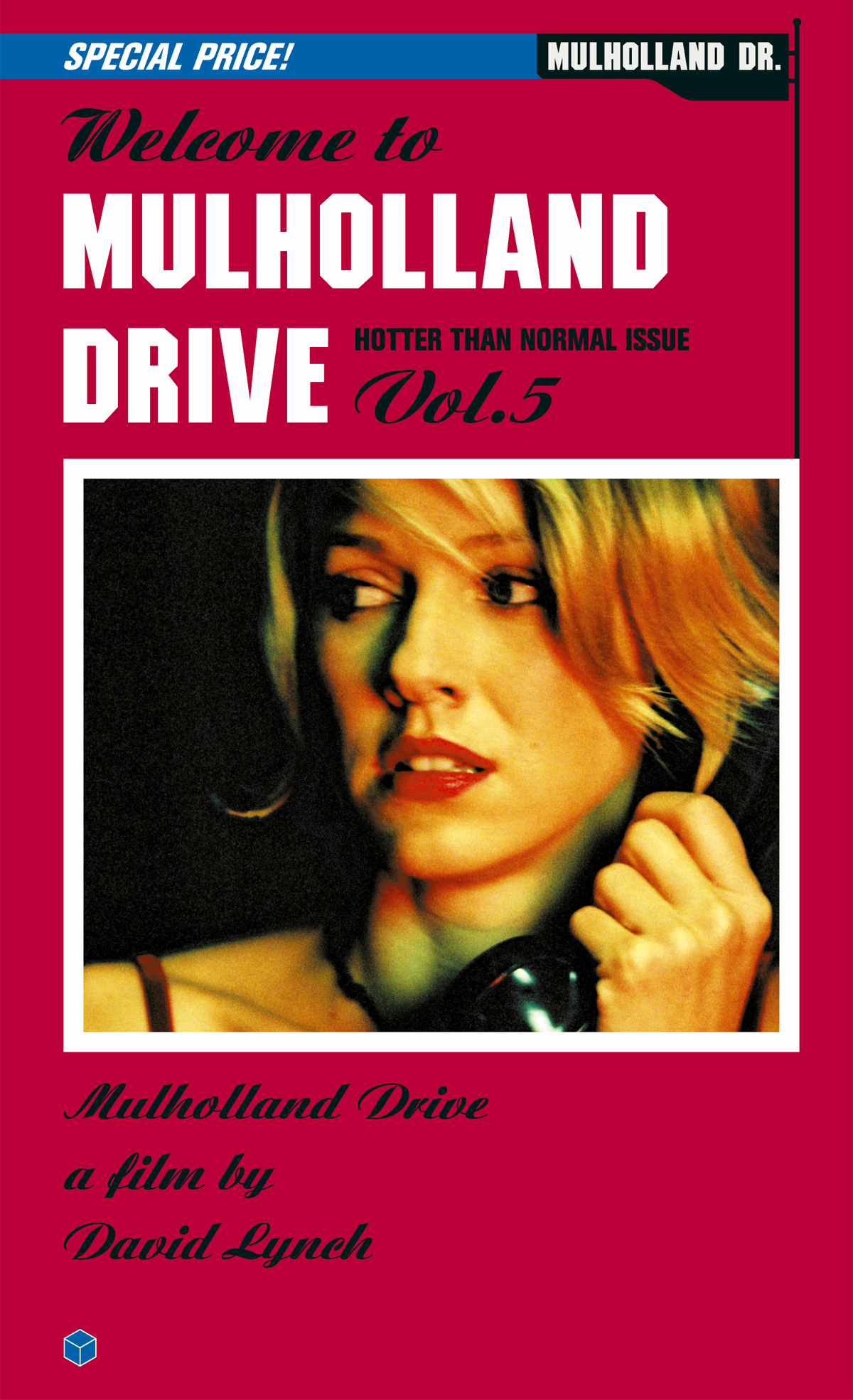"David Lynch ""Mulholland Drive"""