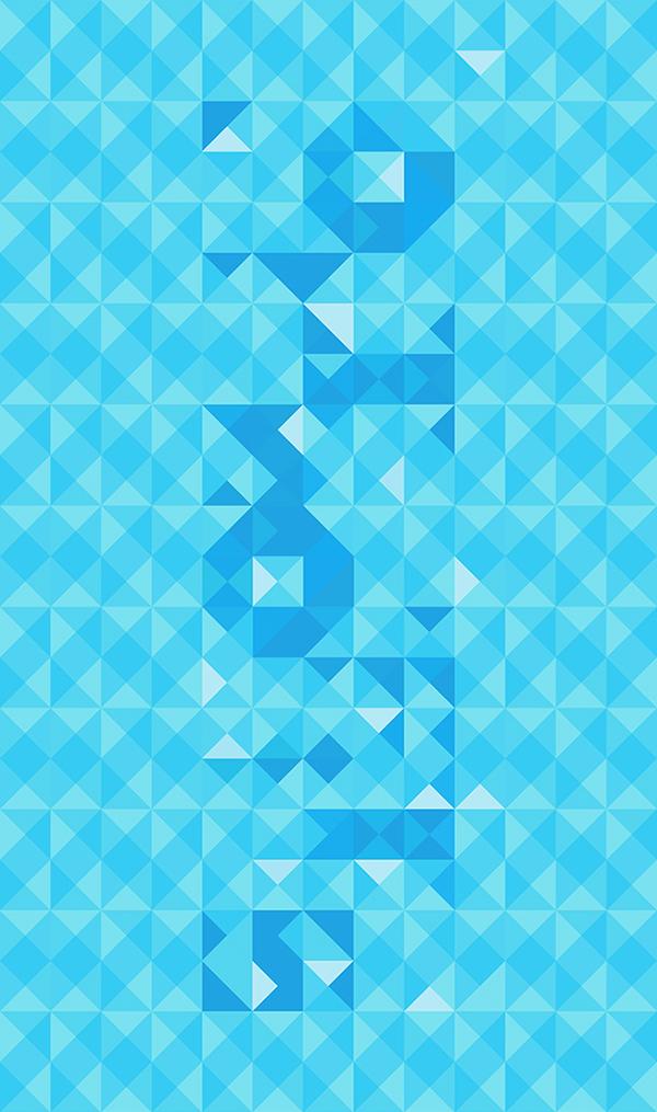 "Orthofits ""Geometric Pattern"""