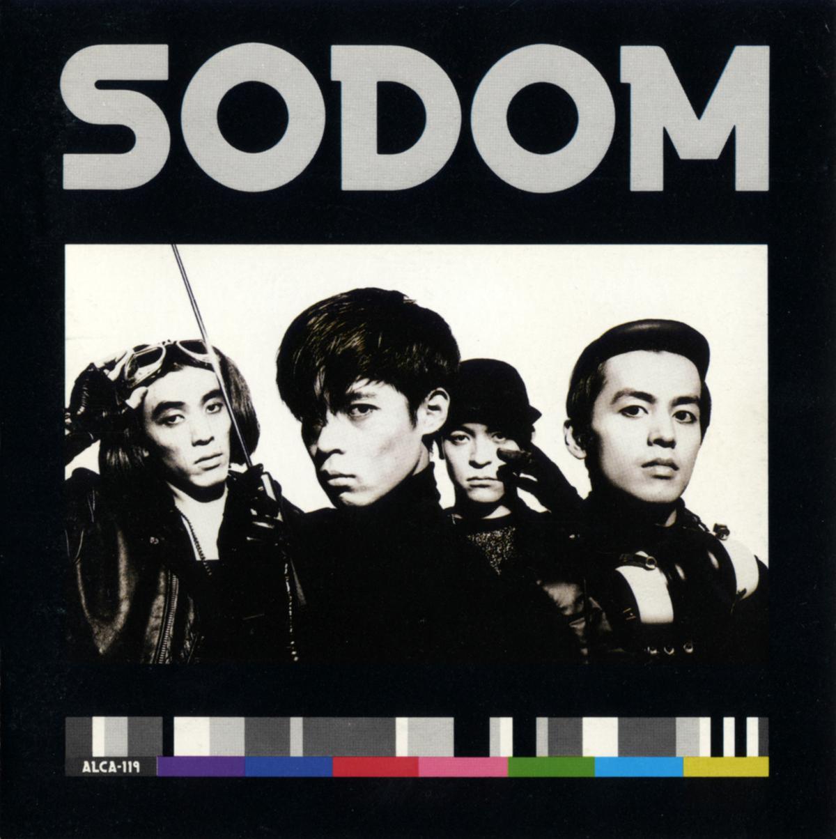 """Sodom """"Sodom"""""""