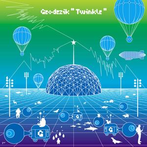 """Geodezik """"Twinkle"""""""