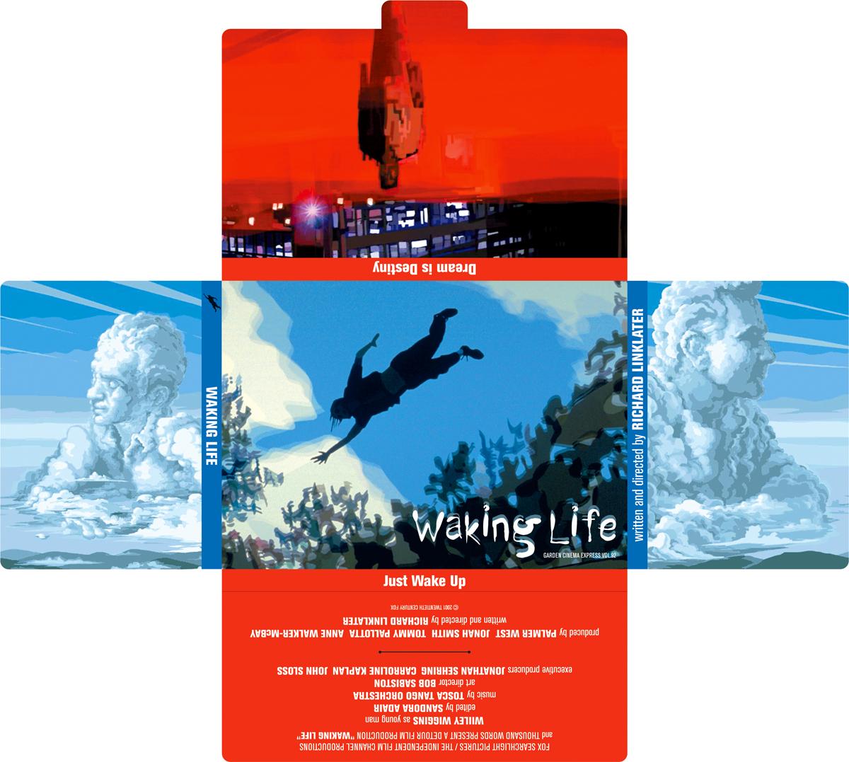 "Richard Linklater ""Waking Life"" Pamphlet"