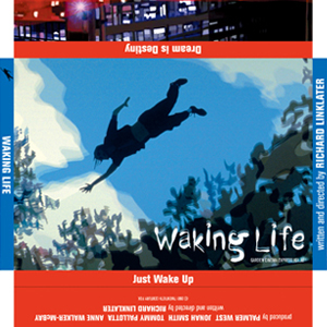 "Richard Linklater ""Waking Life"" Pamphlet"
