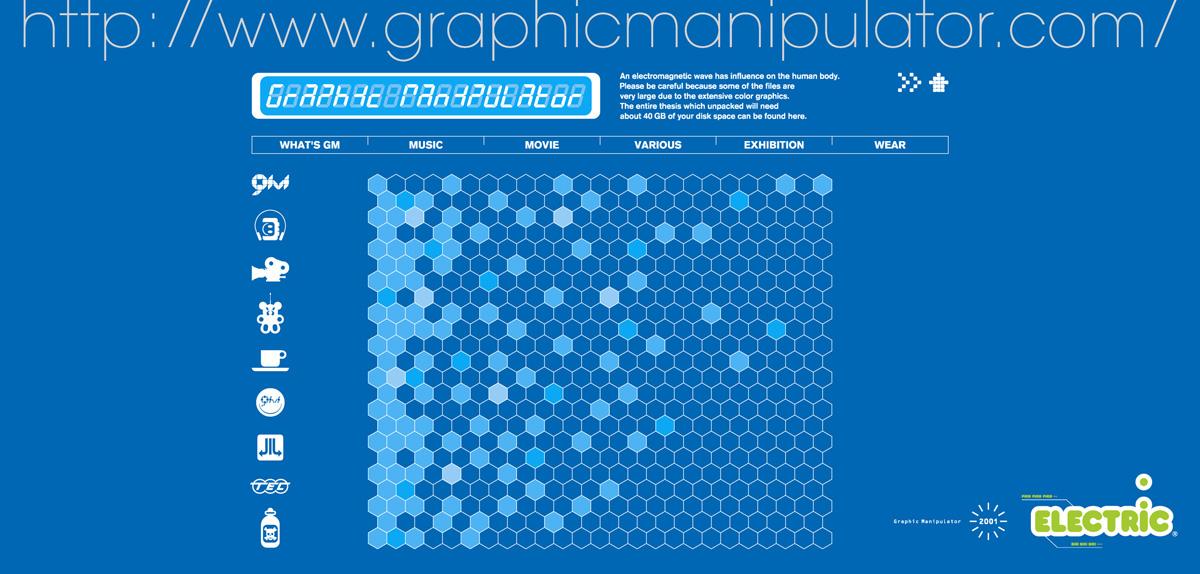 """Graphic Manipulator """"2001 NYG"""""""