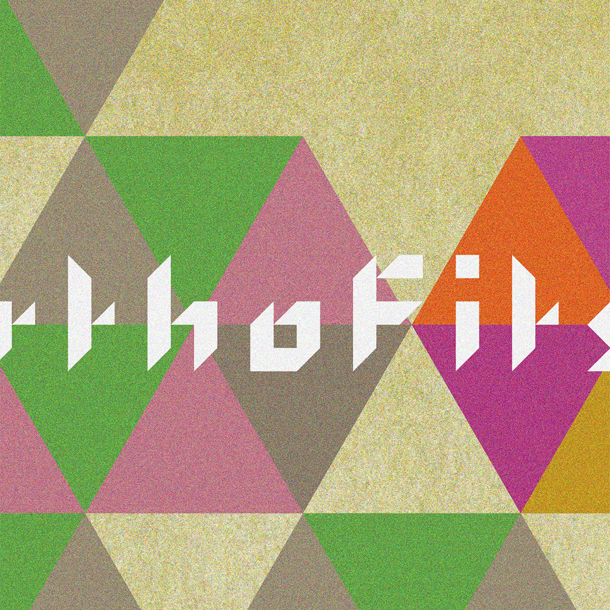 "Orthofits ""Geometric Pattern 2"""