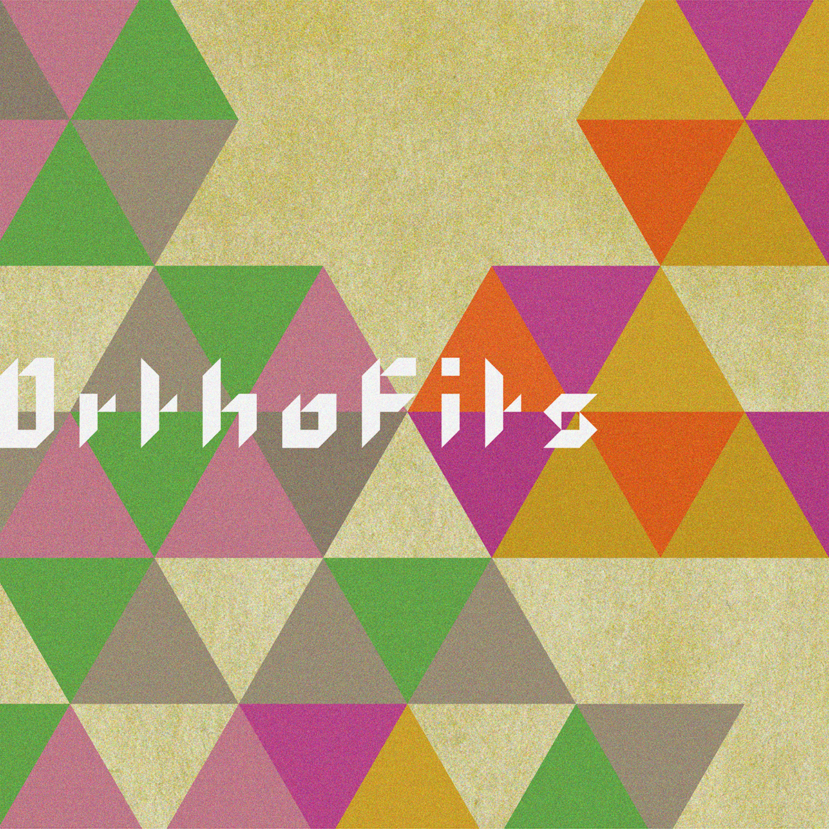 "Orthofits ""Geometric Pattern 2"""