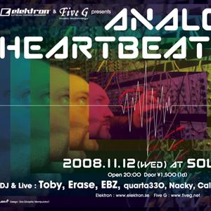 "Elektron & Five G ""Analogue Heartbeat 293"""