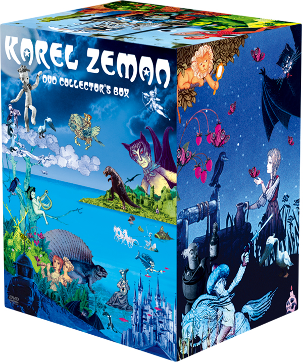 "Karel Zeman ""DVD Collector's Box"""
