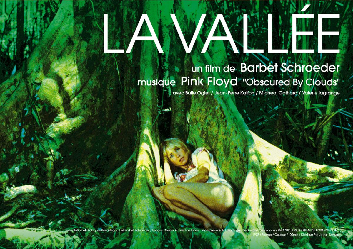 """Barbet Schroeder """"La Vallee"""""""