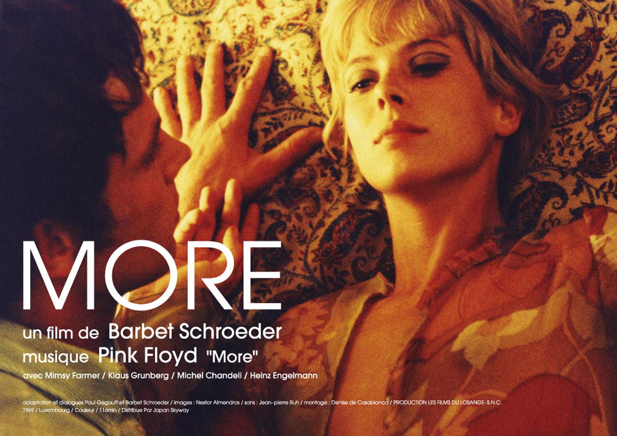 "Barbet Schroeder ""More"""