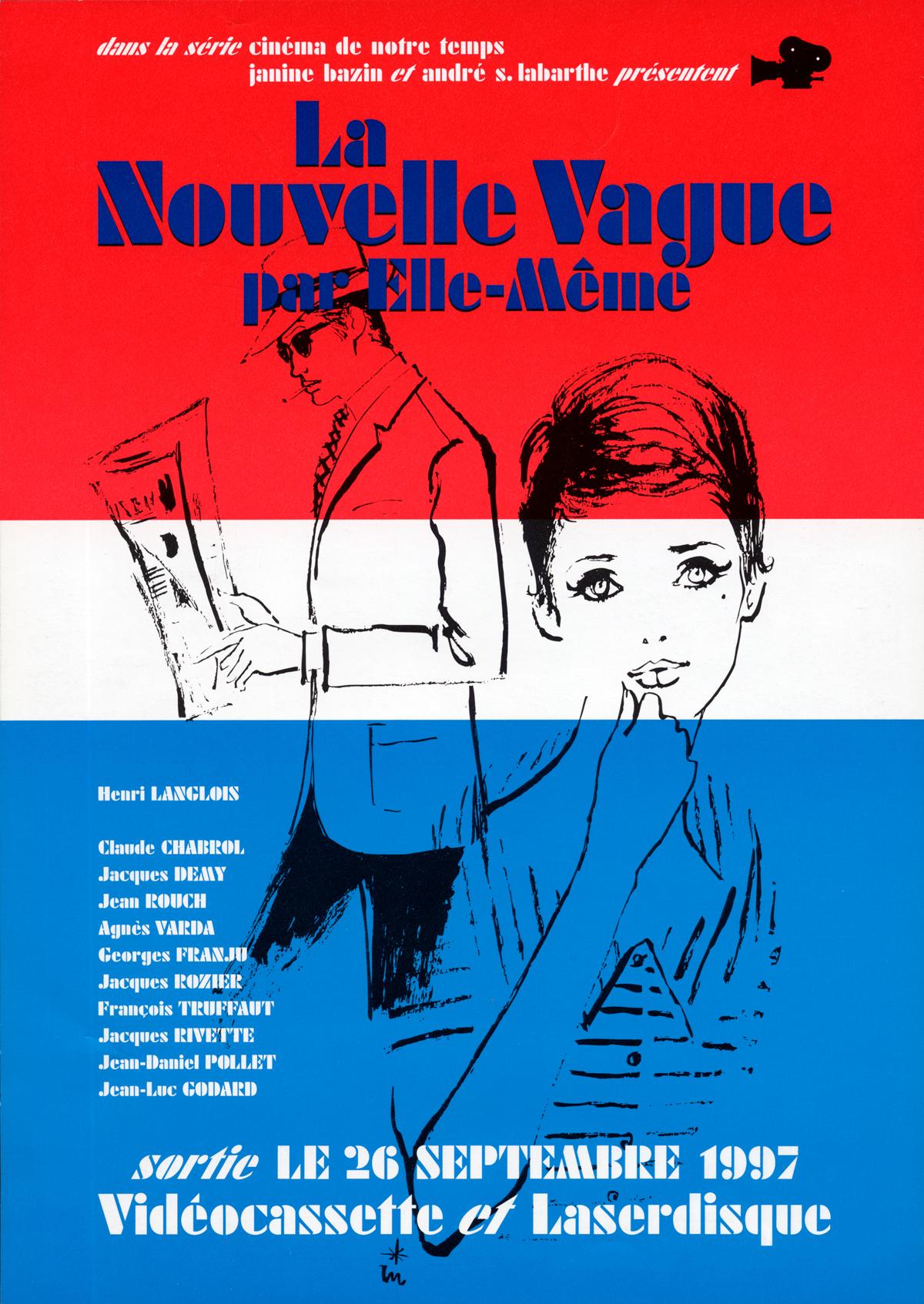 """TV Documentary """"La Nouvelle Vague Par Elle-Méme"""""""