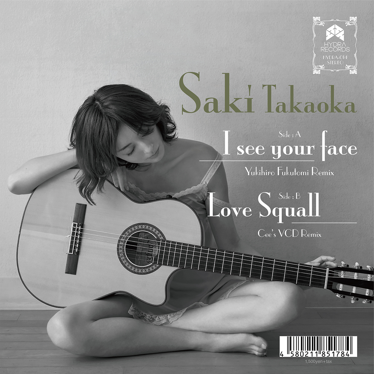 "Saki Takaoka ""I see your face"""