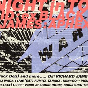 """""""Warp Night in Tokyo"""""""