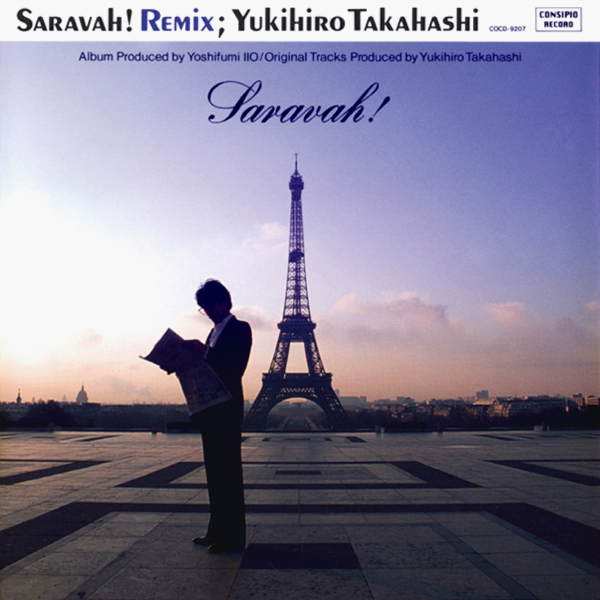 """Yukihiro Takahashi """"Sarava! Remix"""""""