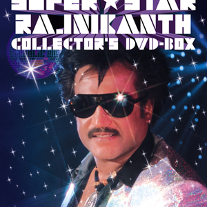 "Super★Star Rajnikanth ""Collector's DVD-BOX"""